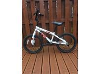 Bmx and mountain bike