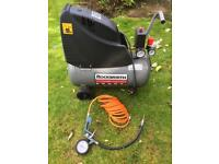 Rockworth Powertask 1.5 HP Air Compressor