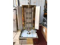 BRAND NEW 4 BURNER CANMAC GOLDEN STYLE DONER MACHINE NATURAL GAS/LPG