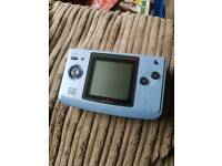 SNK Neo Geo pocket color console