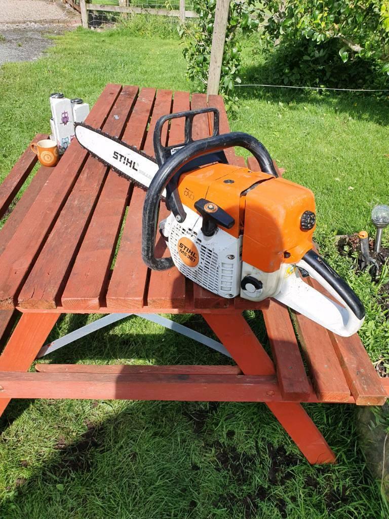 Stihl Ms 361 Chainsaw For In Belper Derbyshire Gumtree