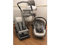 Baby style pram for sale £150. 07398272606