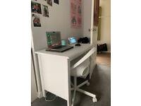 IKEA Desk (Almost brand new)
