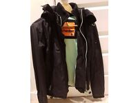 Superdry windcheater ladies jacket sizeM!