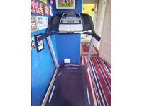 Large treadmill,hardly used,looks brand new