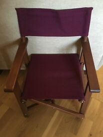 Childs Directors Chair