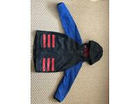 Boys rubber waterproof jacket Next size 3-4 years