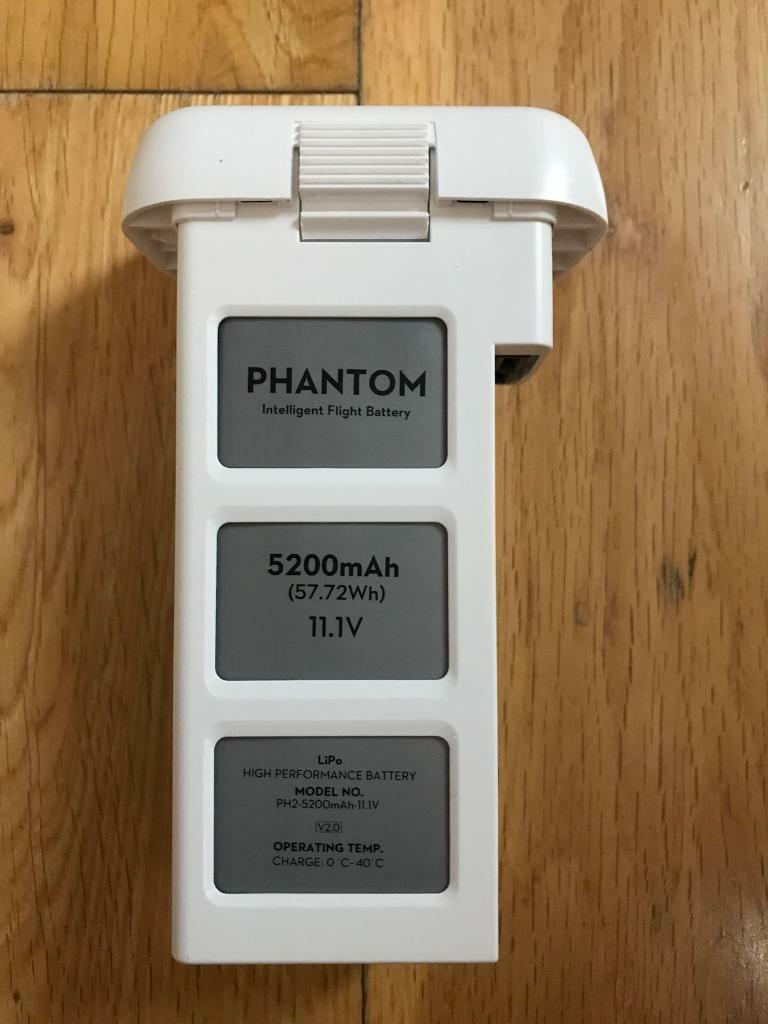 DJI phantom battery