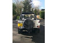 LAND ROVER DEFENDER 110 County TD5