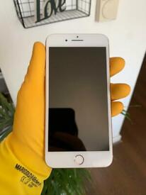 iPhone 8 Plus gold 64gb unlocked. Excellent condition