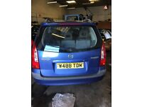 Mazda Premacy GSi 1.9 Automatic petrol 2000 (W)Breaking for Parts