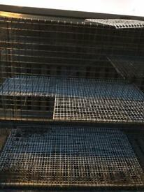 Large Animal Cage - suitable for Rats, Degus, Chinchillas