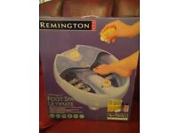 Remington Foot Spa, Ultimate Spa Therapy