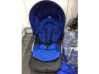 Oyster 2 pushchair & covers