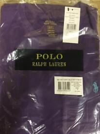 Ralph Lauren long & short sleeve crew neck t-shirts