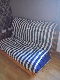 Futton Double Bed Settee