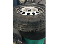 Mini Convertible one wheels/Rims/tyres 2013 (R57)