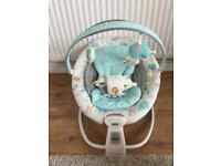 Graco Duet rocker baby chair