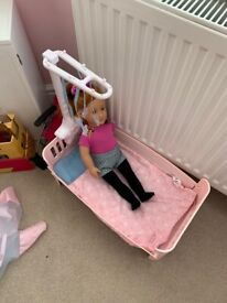 Doll's Bed ( without doll)