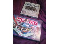 2 boxed games
