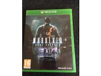 Game for Xbox one - Murdered Soul Suspect