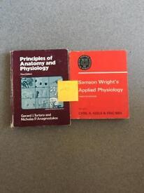 Biology - Human Anatomy and Physiology books