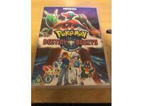 Pokémon Destiny Deoxys The Movie on UK DVD