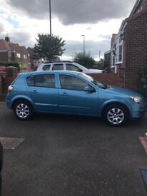 54plate Vauxhall Astra 1.6 petrol 114k £1000
