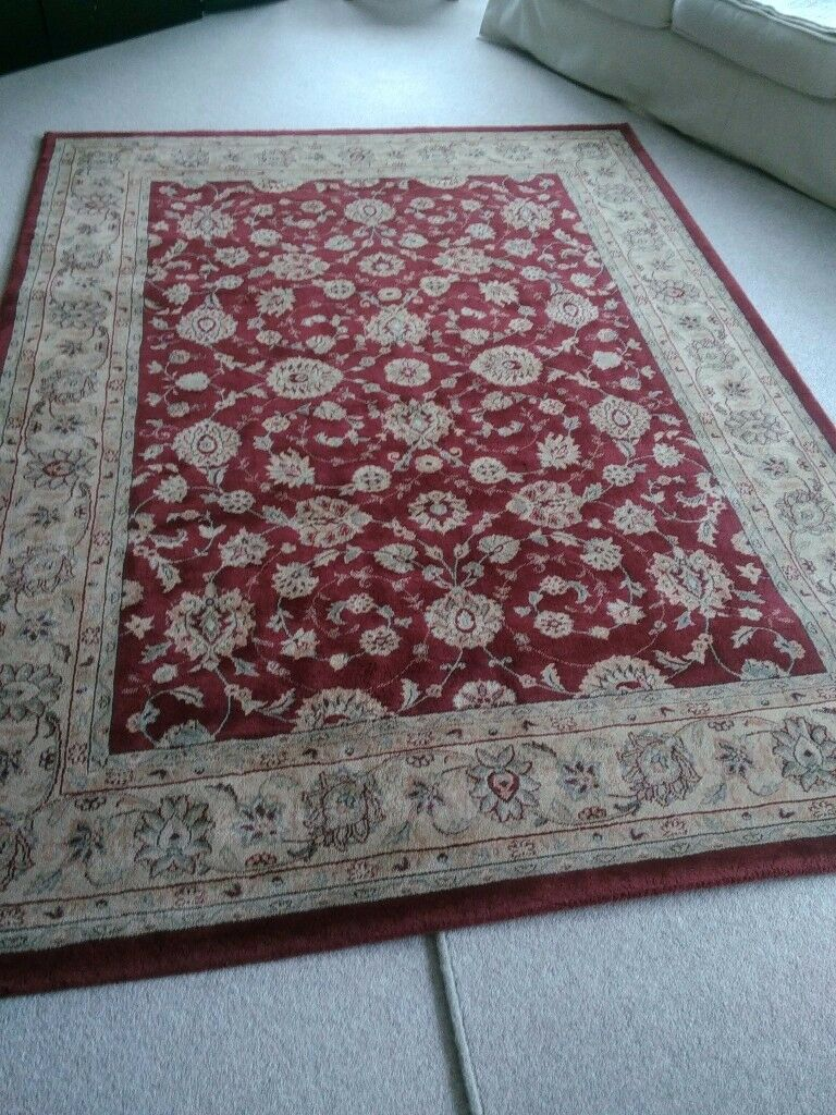 Pair Of Thick Pile Rugs For Sale