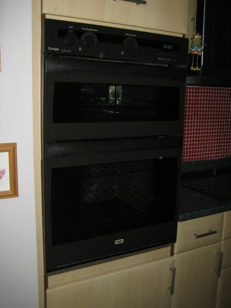 Creda Double Oven Canterbury Europa In Forres Moray