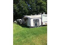 Caravan full size awning Bradcot concept 50