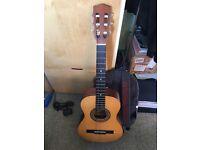 Encore 3/4 size classical guitar