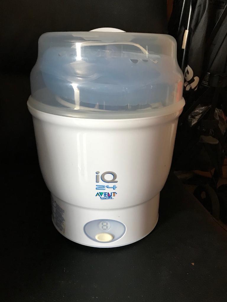 Avent Iq Bottle Steriliser In Basford Nottinghamshire Gumtree