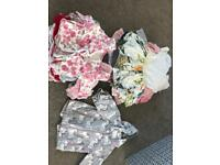 3-6 months clothes baby girl bundle
