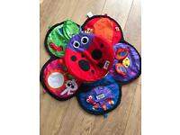 Lamaze Spin & Explore Garden Gym Toy * Great Condition *