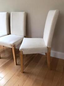 Ikea Henriksdal Chairs x 6