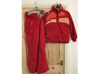 Girls or boys Ski suit - Jacket & Salopettes Age 11-12