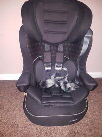 Kiddicare 123 iso fix car seat