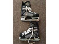 CCM Ice Skates grey and black. UK size 7.5 EUR 41