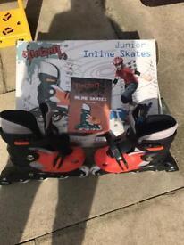 Inline Skates - boxed