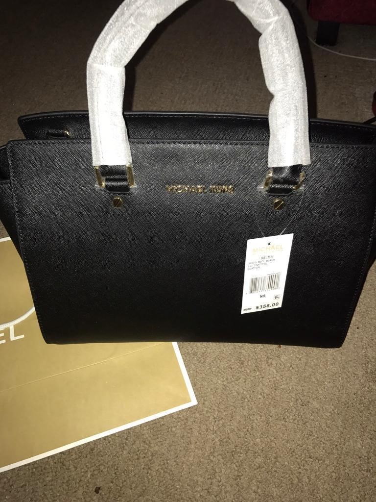 Michael Kors Mk Selma Bag 100 Genuine Bnwt