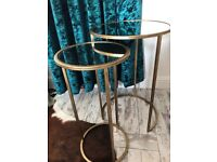 Beautiful side tables from next