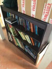 Book shelf to clear with books free of charge if required