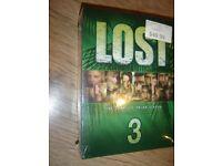 LOST box Sets 3 & 4 Still sealed