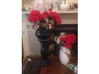 Decoration flowers peace designer