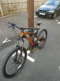 New bike boardman