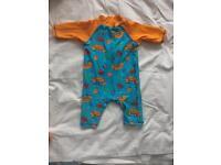 Boys Mini Club Sunsafe Swimsuit 2-3 Years