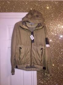 GENUINE men's Stone Island jacket. Brand new with tags, £450 ovno