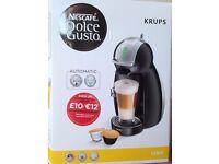 Nescafe Dolce Gusto Genio 2 Automatic Coffee Machine - Black - Brand new