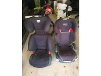 2 x Booster Seats.